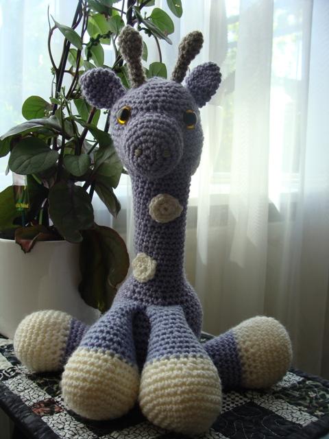 Amigurumi Giraffe Haken : Amigurumi eieren en kuikentjes met kleine glazen ogen ...
