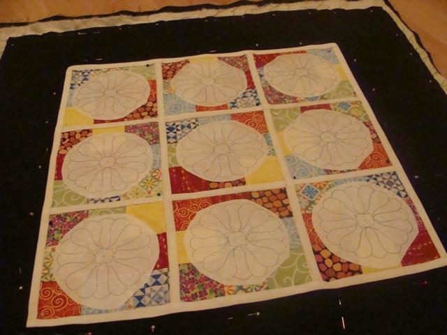 sudoku quilt regiodag 2012 noord holland quiltersgilde