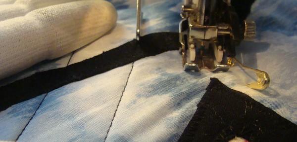 Elke quilt – een leerzame ervaring
