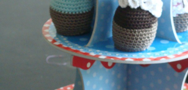 Amigurumi van de maand – Cupcakes