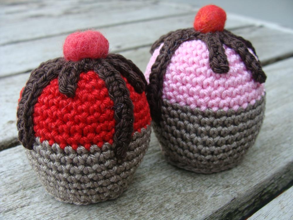 Amigurumi van de maand Cupcakes Maak iets moois