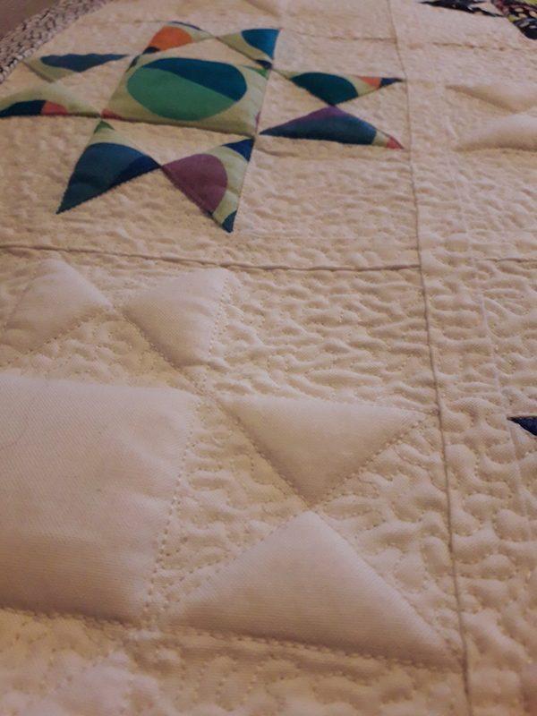 Afwerken Van Een Quilt.Quilts Maak Iets Moois