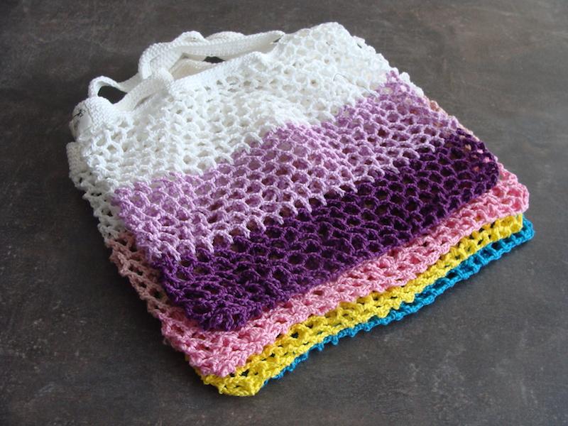 Duurzame spullen haken en naaien